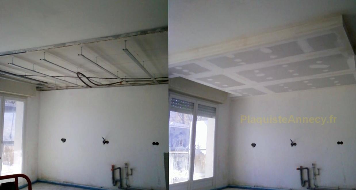 faux-plafond-placo-suspendu